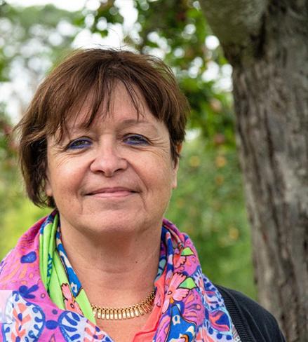 Geneviève Lecerf, sophrologue à feignies