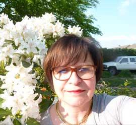 photo de geneviève lecerf, hypnotherapeute