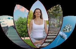 Lotus représentant des univers paisibles avec la sophrologie